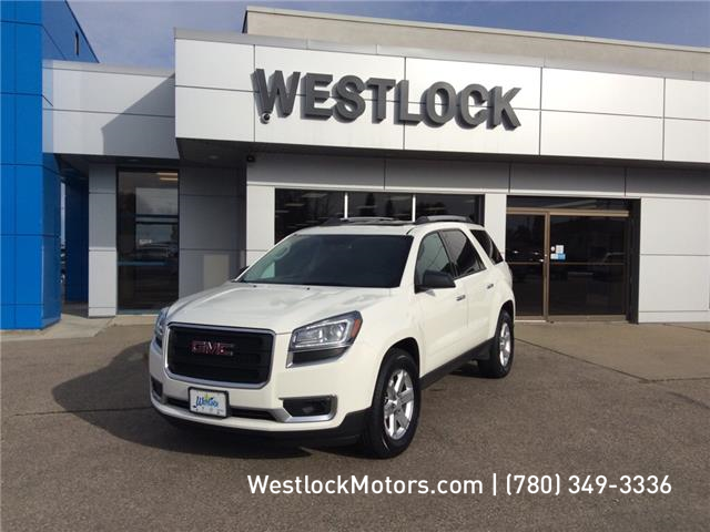 2014 GMC Acadia SLE2 (Stk: 19T78B) in Westlock - Image 1 of 16