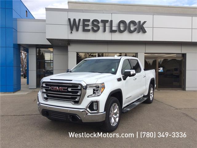 2020 GMC Sierra 1500 SLT (Stk: 20T31) in Westlock - Image 1 of 14
