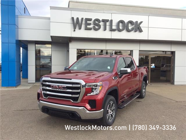 2020 GMC Sierra 1500 SLE (Stk: 20T28) in Westlock - Image 1 of 14