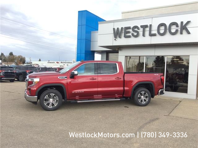2020 GMC Sierra 1500 SLE (Stk: 20T28) in Westlock - Image 2 of 14