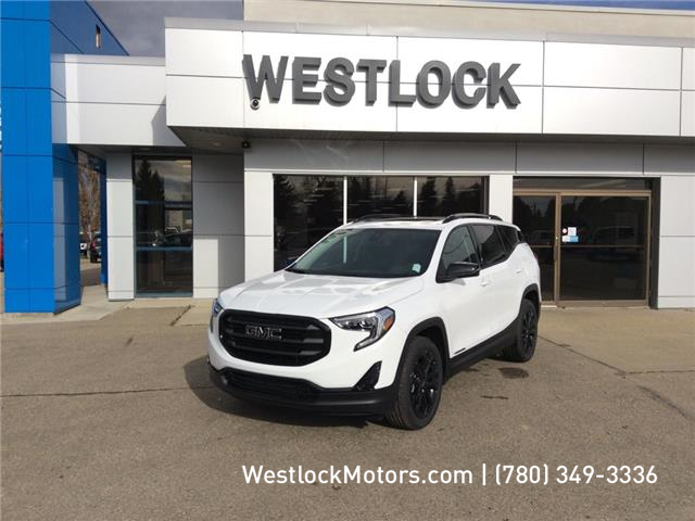 2020 GMC Terrain SLT (Stk: 20T24) in Westlock - Image 1 of 14