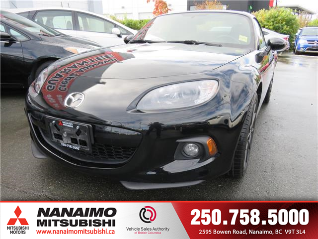 2013 Mazda MX-5 GS (Stk: LP1704) in Nanaimo - Image 1 of 11