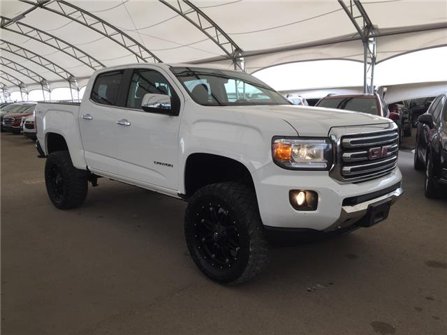 2016 GMC Canyon SLT (Stk: 140367) in AIRDRIE - Image 1 of 36