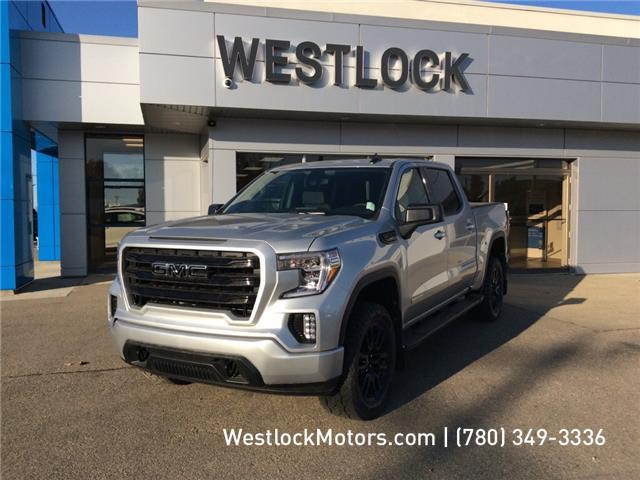 2019 GMC Sierra 1500 Elevation (Stk: 19T217) in Westlock - Image 1 of 15