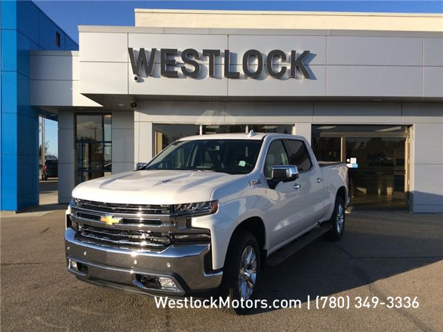 2020 Chevrolet Silverado 1500 LTZ (Stk: 20T30) in Westlock - Image 1 of 14
