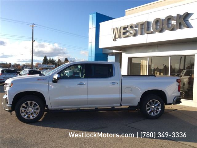 2020 Chevrolet Silverado 1500 LTZ (Stk: 20T30) in Westlock - Image 2 of 14