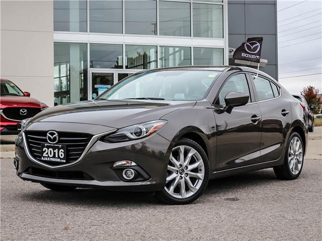 2016 Mazda Mazda3 GT (Stk: P5309) in Ajax - Image 1 of 24