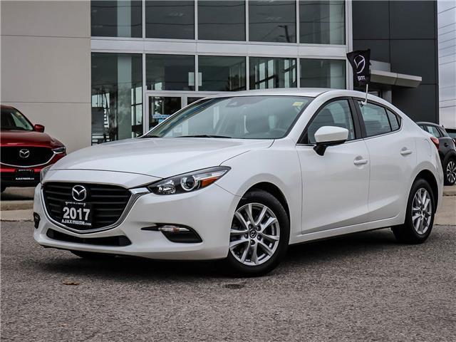 2017 Mazda Mazda3 GS (Stk: P5308) in Ajax - Image 1 of 23