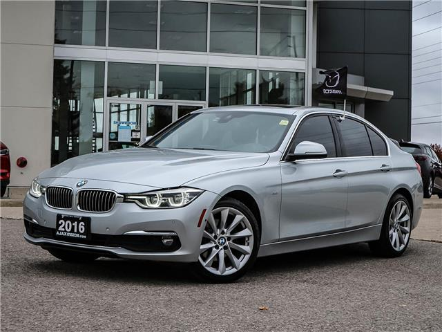 2016 BMW 328d xDrive (Stk: 19-1852TA) in Ajax - Image 1 of 22