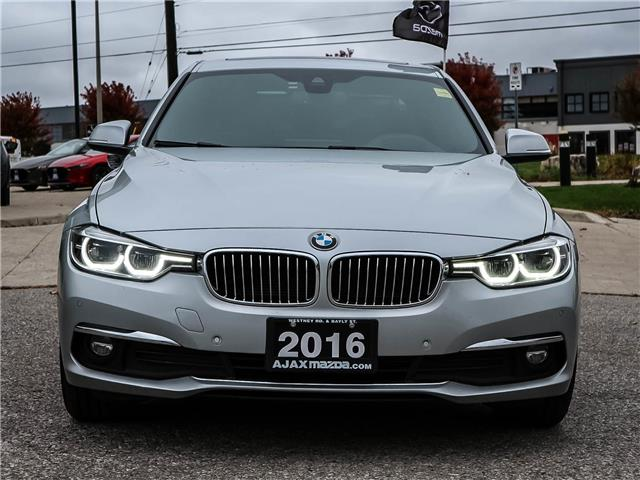 2016 BMW 328d xDrive (Stk: 19-1852TA) in Ajax - Image 2 of 22
