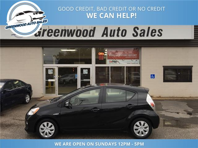 2014 Toyota Prius C Base (Stk: 14-67036) in Greenwood - Image 1 of 16