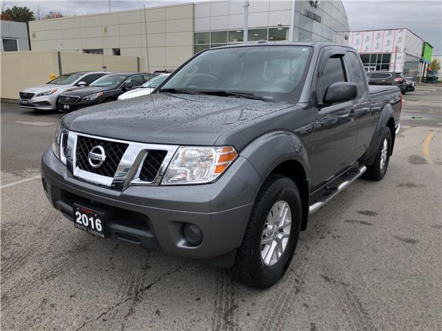 2016 Nissan Frontier SV (Stk: 14320) in London - Image 2 of 18