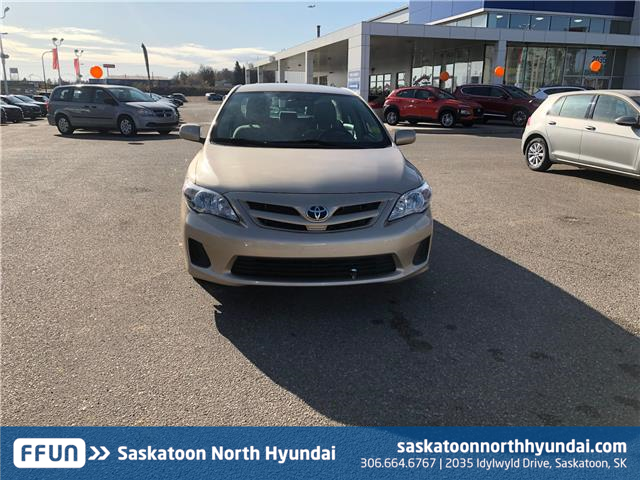 2012 Toyota Corolla LE (Stk: 40108A) in Saskatoon - Image 2 of 21