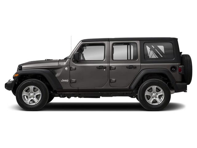 2019 Jeep Wrangler Unlimited Sahara (Stk: 190480) in Ottawa - Image 2 of 9