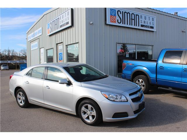2013 Chevrolet Malibu 1LT (Stk: CBK2844) in Regina - Image 1 of 16