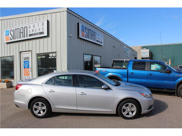 2013 Chevrolet Malibu 1LT (Stk: CBK2844) in Regina - Image 2 of 16