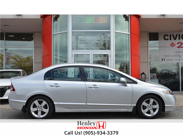 2009 Honda Civic 4dr Auto Sport (Stk: H18562A) in St. Catharines - Image 2 of 20