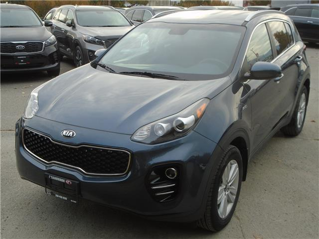 2017 Kia Sportage LX (Stk: 2SP6204A) in Cranbrook - Image 1 of 17