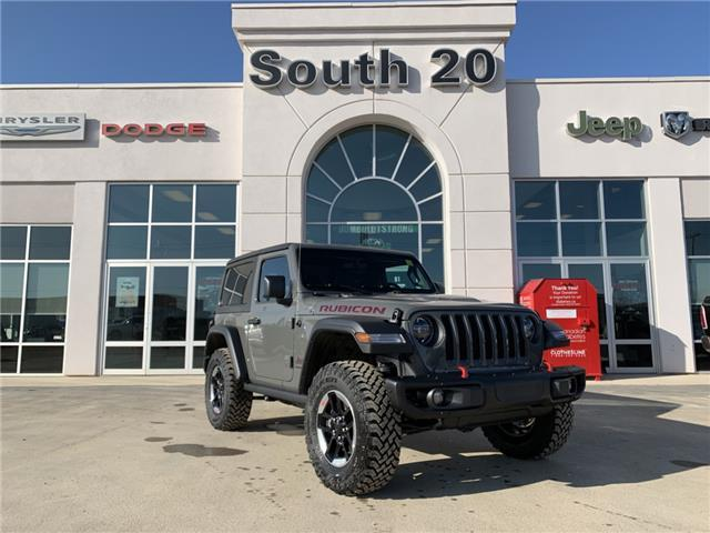 2020 Jeep Wrangler Rubicon (Stk: 32621) in Humboldt - Image 1 of 21