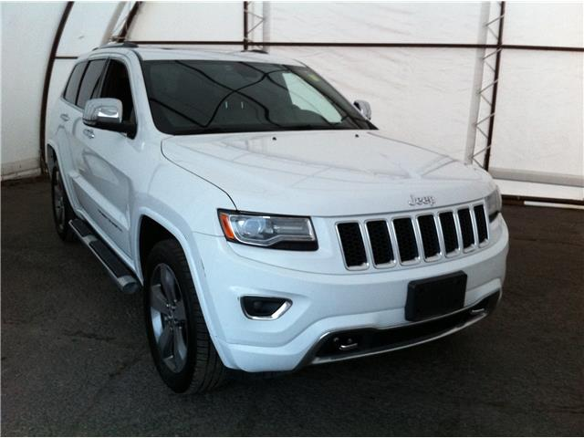 2014 Jeep Grand Cherokee Overland (Stk: D190375A) in Ottawa - Image 1 of 26