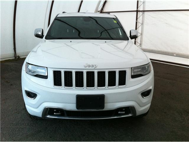 2014 Jeep Grand Cherokee Overland (Stk: D190375A) in Ottawa - Image 2 of 26