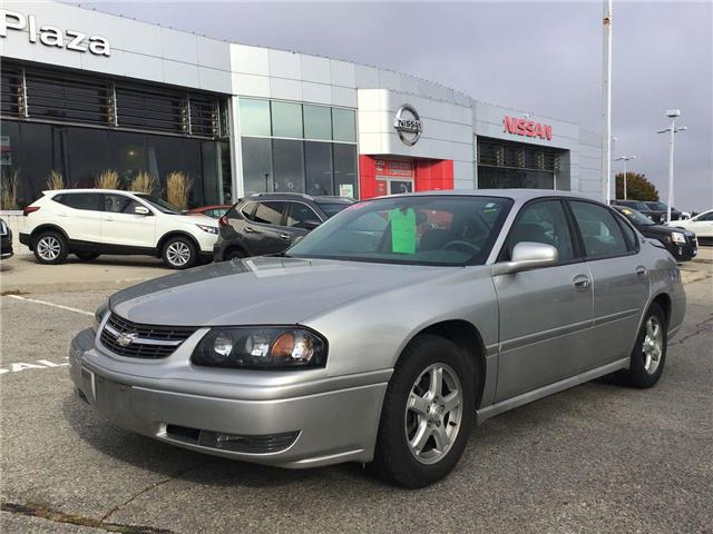 2005 Chevrolet Impala LS (Stk: T8242) in Hamilton - Image 1 of 15