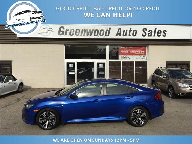 2016 Honda Civic EX-T (Stk: 16-13731) in Greenwood - Image 1 of 18