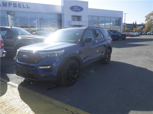 2020 Ford Explorer ST (Stk: 2000270) in Ottawa - Image 1 of 12