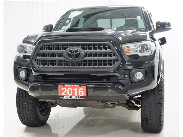 2016 Toyota Tacoma SR5 (Stk: R19064A) in Sault Ste. Marie - Image 1 of 20
