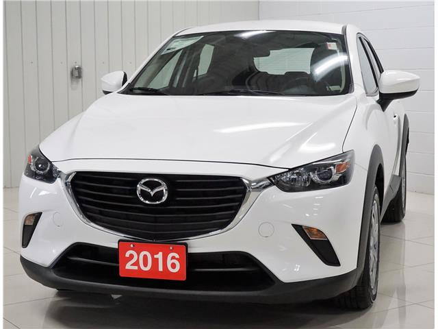 2016 Mazda CX-3 GX (Stk: M19198A) in Sault Ste. Marie - Image 1 of 21