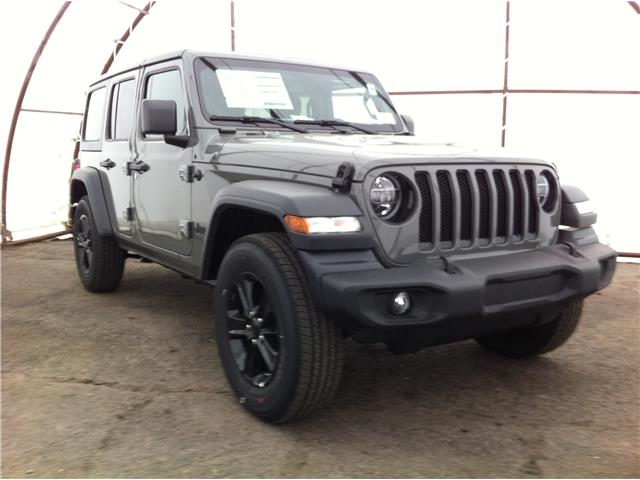 2020 Jeep Wrangler Unlimited Sport (Stk: 200021) in Ottawa - Image 1 of 20