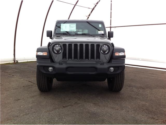 2020 Jeep Wrangler Unlimited Sport (Stk: 200021) in Ottawa - Image 2 of 20