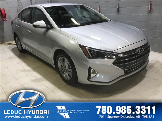 2019 Hyundai Elantra Preferred (Stk: PS0225) in Leduc - Image 2 of 8