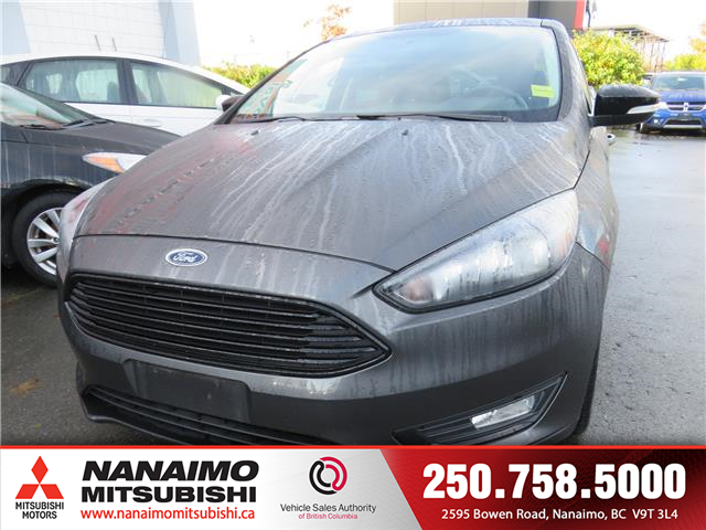 2016 Ford Focus SE (Stk: 8P7153D) in Nanaimo - Image 1 of 12