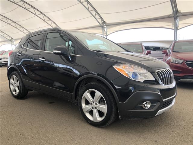 2015 Buick Encore Leather (Stk: 130527) in AIRDRIE - Image 1 of 25