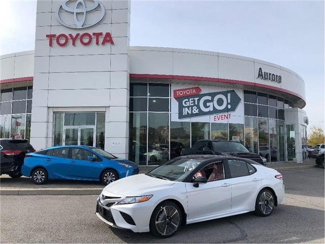 2020 Toyota Camry XSE (Stk: 31322) in Aurora - Image 1 of 17