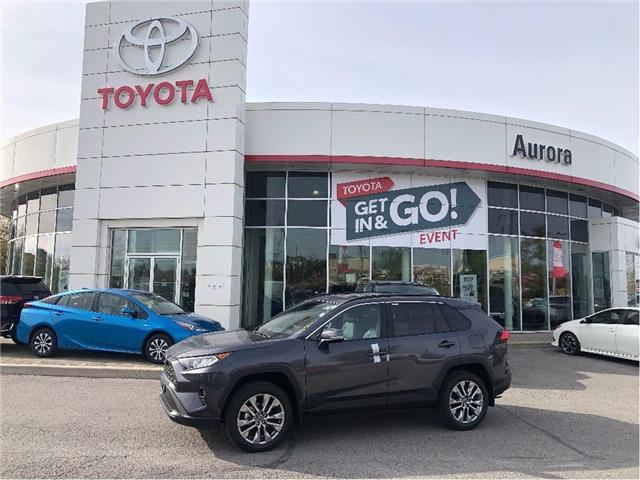 2019 Toyota RAV4 XLE (Stk: 31338) in Aurora - Image 1 of 17