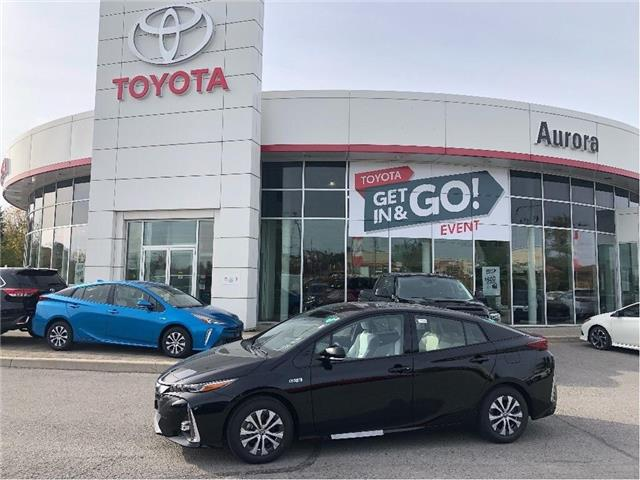 2020 Toyota Prius Prime  (Stk: 31329) in Aurora - Image 1 of 16