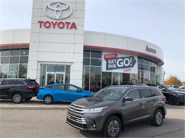 2019 Toyota Highlander LE (Stk: 31296) in Aurora - Image 1 of 16