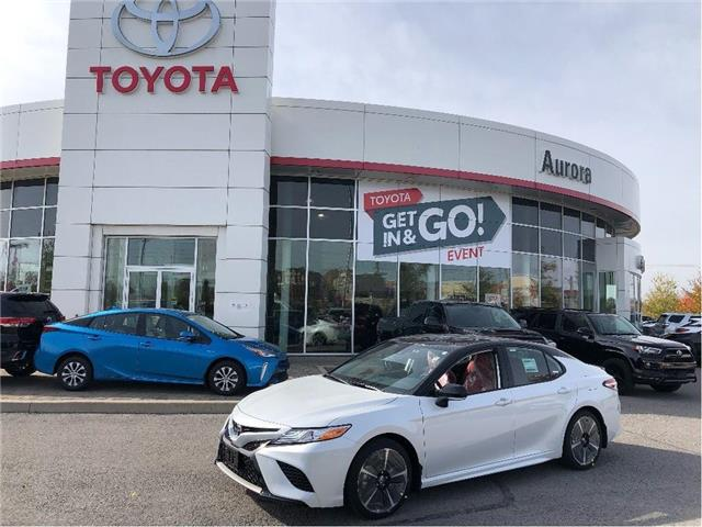 2020 Toyota Camry XSE (Stk: 31354) in Aurora - Image 1 of 15