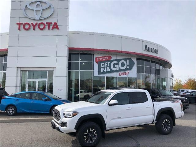 2020 Toyota Tacoma Base (Stk: 31355) in Aurora - Image 1 of 17