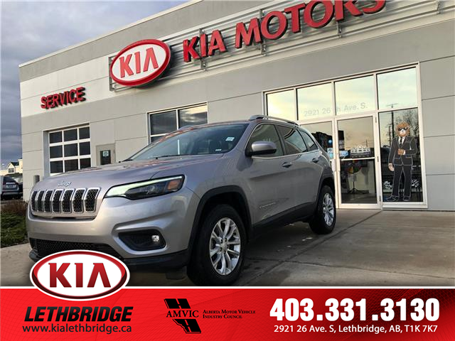 2019 Jeep Cherokee North (Stk: P2574) in Lethbridge - Image 1 of 19