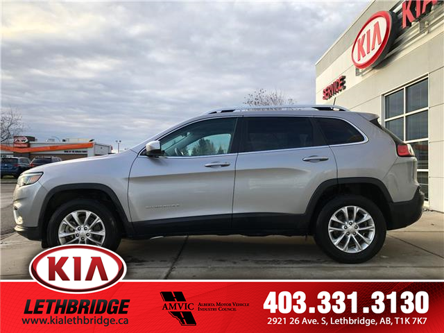 2019 Jeep Cherokee North (Stk: P2574) in Lethbridge - Image 2 of 19
