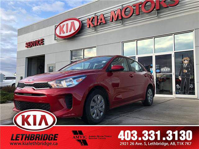 2019 Kia Rio LX+ (Stk: 20SL5648A) in Lethbridge - Image 1 of 18