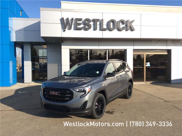 2020 GMC Terrain SLE (Stk: 20T29) in Westlock - Image 1 of 14