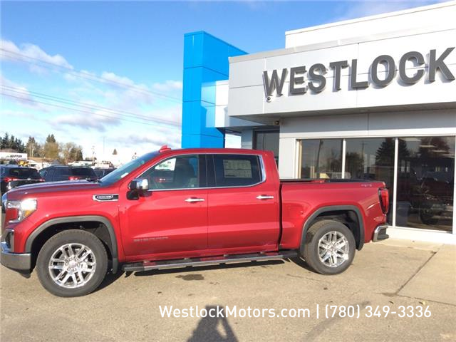 2019 GMC Sierra 1500 SLT (Stk: 19T283) in Westlock - Image 2 of 14