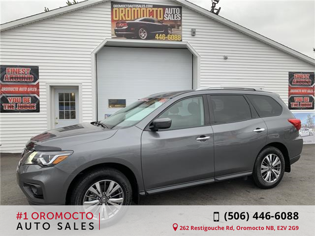 2019 Nissan Pathfinder SV Tech (Stk: 623) in Oromocto - Image 1 of 19