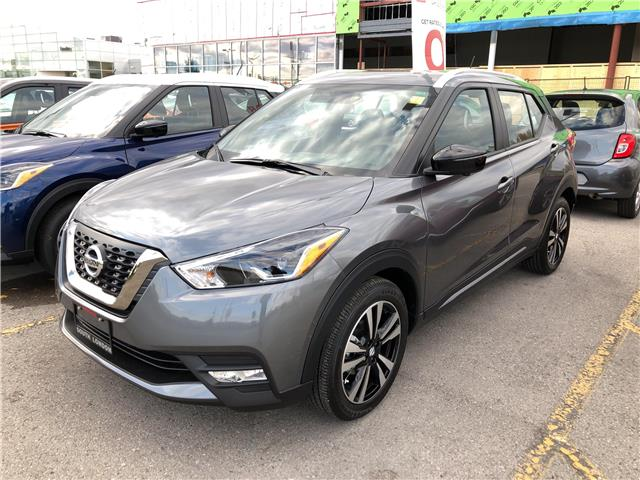 2019 Nissan Kicks SR (Stk: K19108) in London - Image 1 of 5