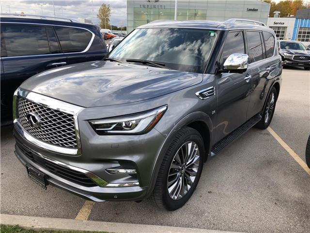 2019 Infiniti QX80 LUXE 7 Passenger (Stk: 919011) in London - Image 1 of 5