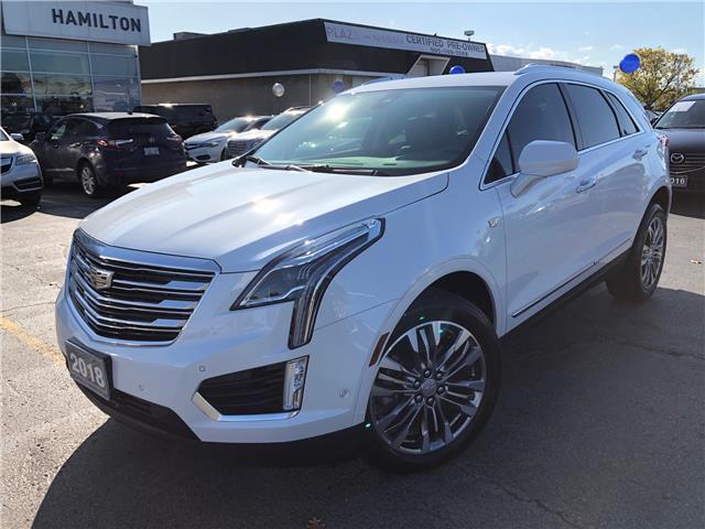 2018 Cadillac XT5 Premium Luxury (Stk: 1801271) in Hamilton - Image 1 of 28